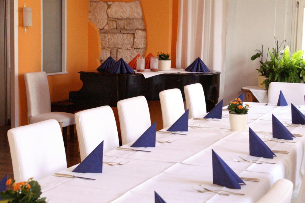 Restaurant of land hotel tanne